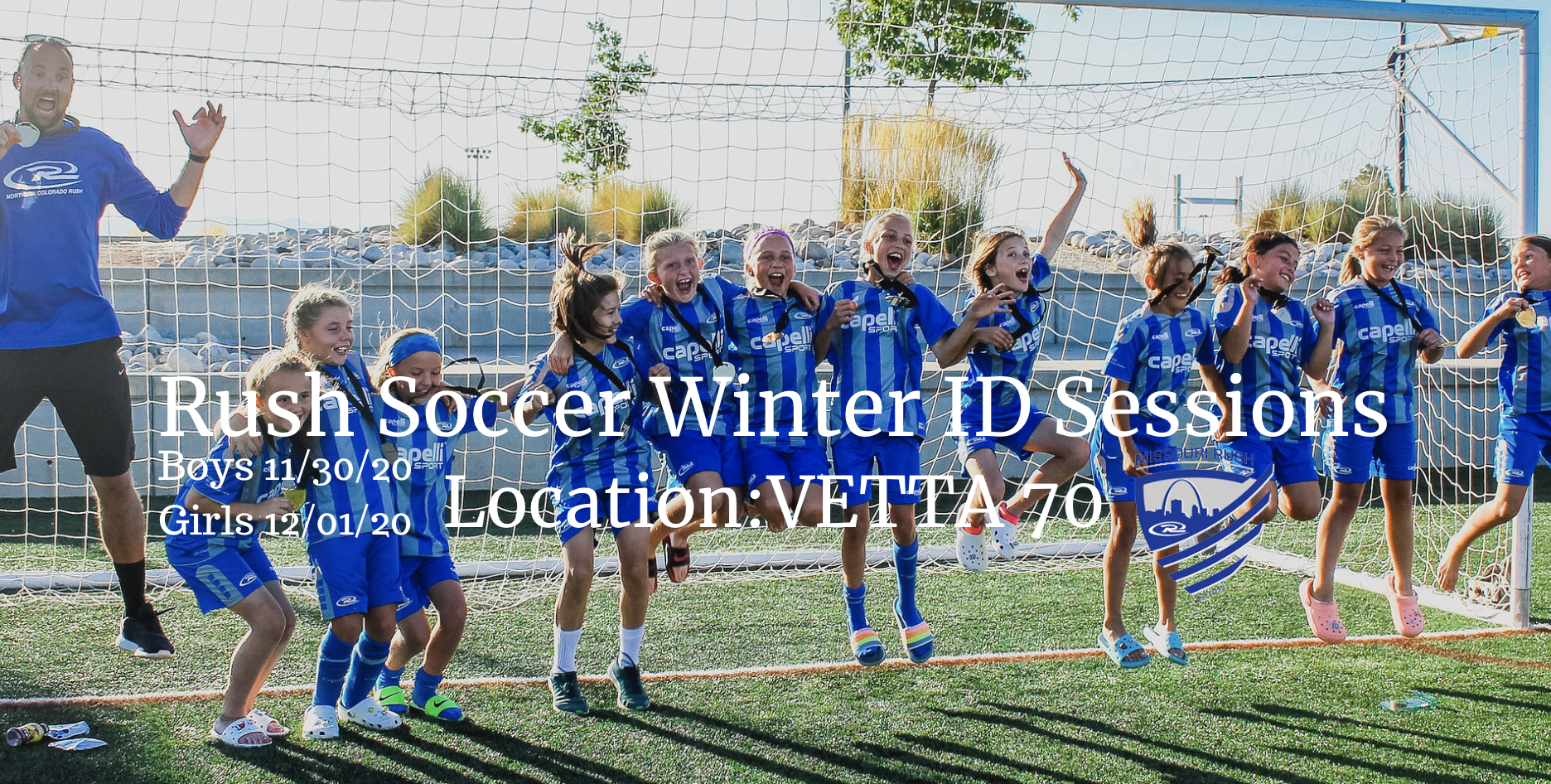 Rush Soccer Winter ID Sessions