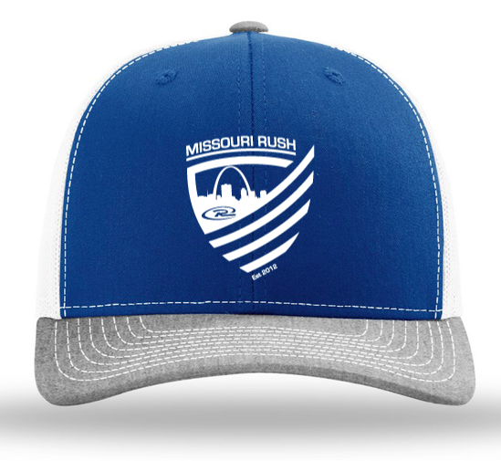 Rush Hat White/Royal OUT OF STOCK